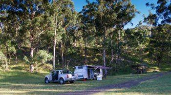 Bush Camping,